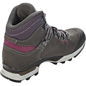 Hanwag Tatra Light GTX Shoes Women asphalt/dark garnet